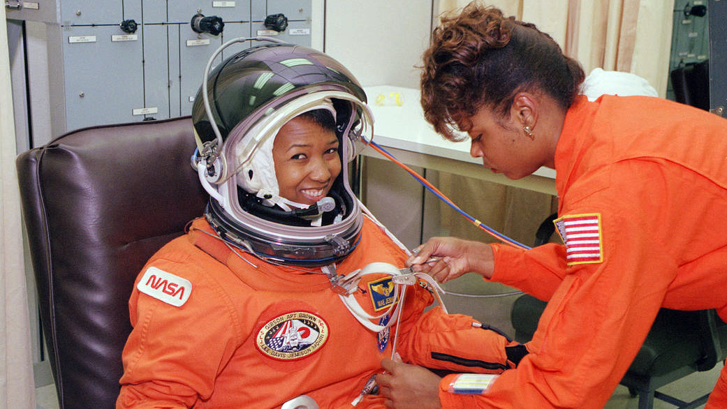 Mae Jemison Talks STEM Gaps and Science Fiction