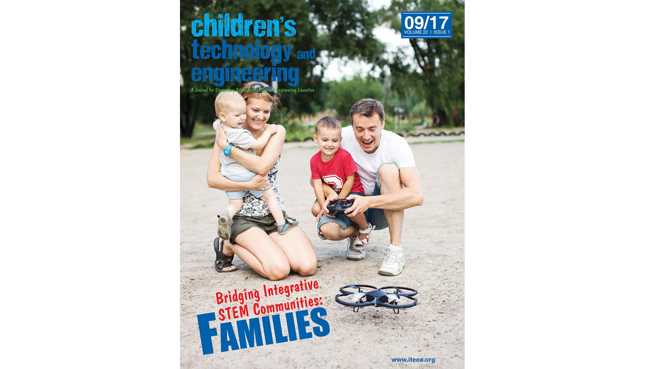 Children's Technology and Engineering: What's inside the September 2017 Issue?
