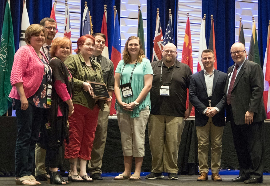 ITEEA Recognizes Outstanding Educators at Annual Conference