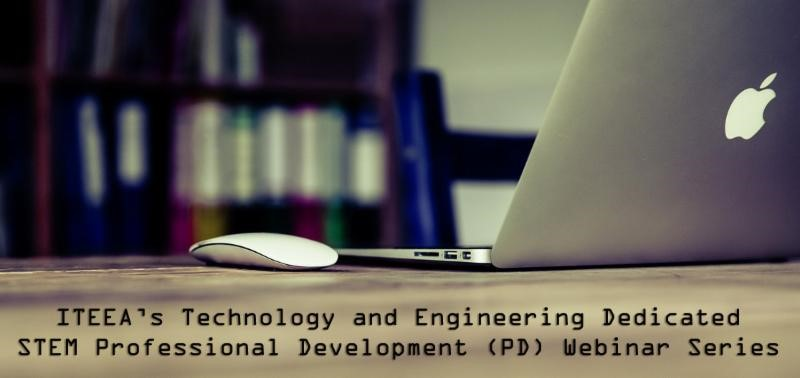 TODAY!  ITEEA Webinar: Computer Science in Technology and Engineering Education