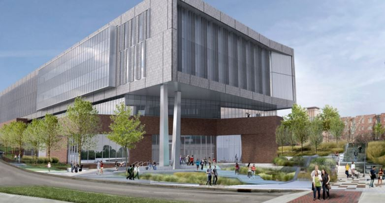 ITEEA Institutional Member NCSU Breaks Ground for New $150M Engineering Building