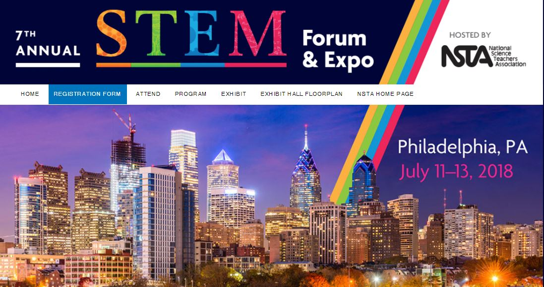 Join ITEEA at the 7th Annual NSTA STEM Forum and Expo