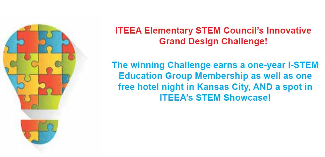 ITEEA's Elementary STEM Council Innovative Design Challenge Now Accepting Submissions