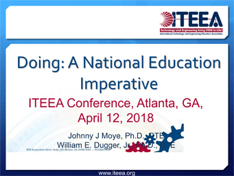 Learn Better by Doing ITEEA Presentation 2018