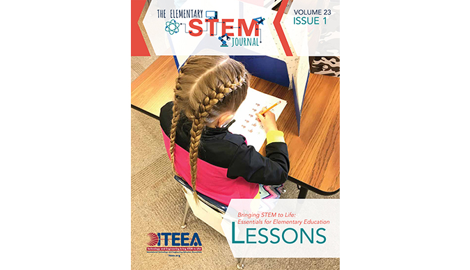 Here's a Sample of What's Available in the September 2018 Issue of The Elementary STEM Journal (formerly Children's Technology and Engineering)