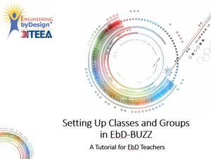 Setting Up Classes and Groups