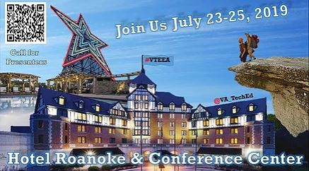 VTEEA 2019 Summer Conference Call for Presenters Open Until Dec 1