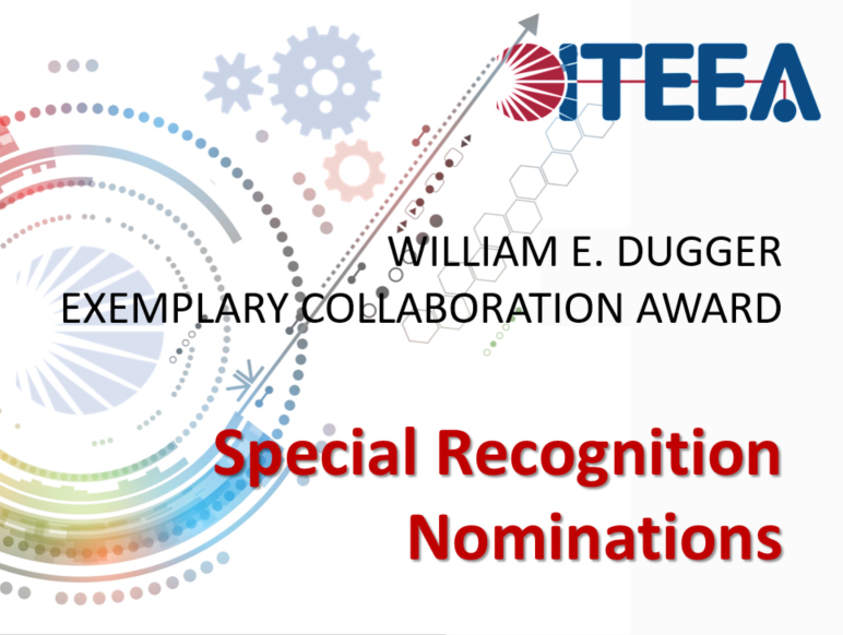William E. Dugger Exemplary Collaboration Award