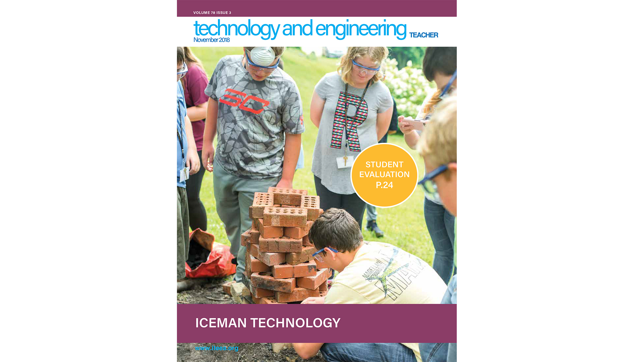 Here's a Sample of What's Available in the November 2018 Issue of Technology and Engineering Teacher