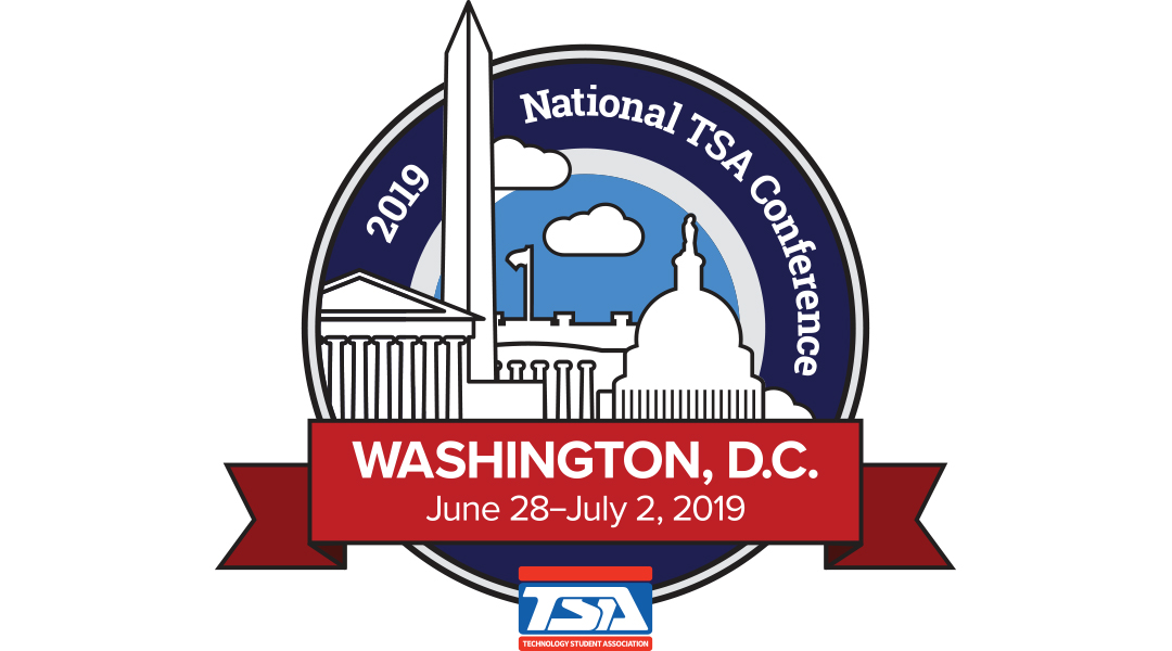 """Model the Way"" with the Technology Student Association at the 2019 National TSA Conference"