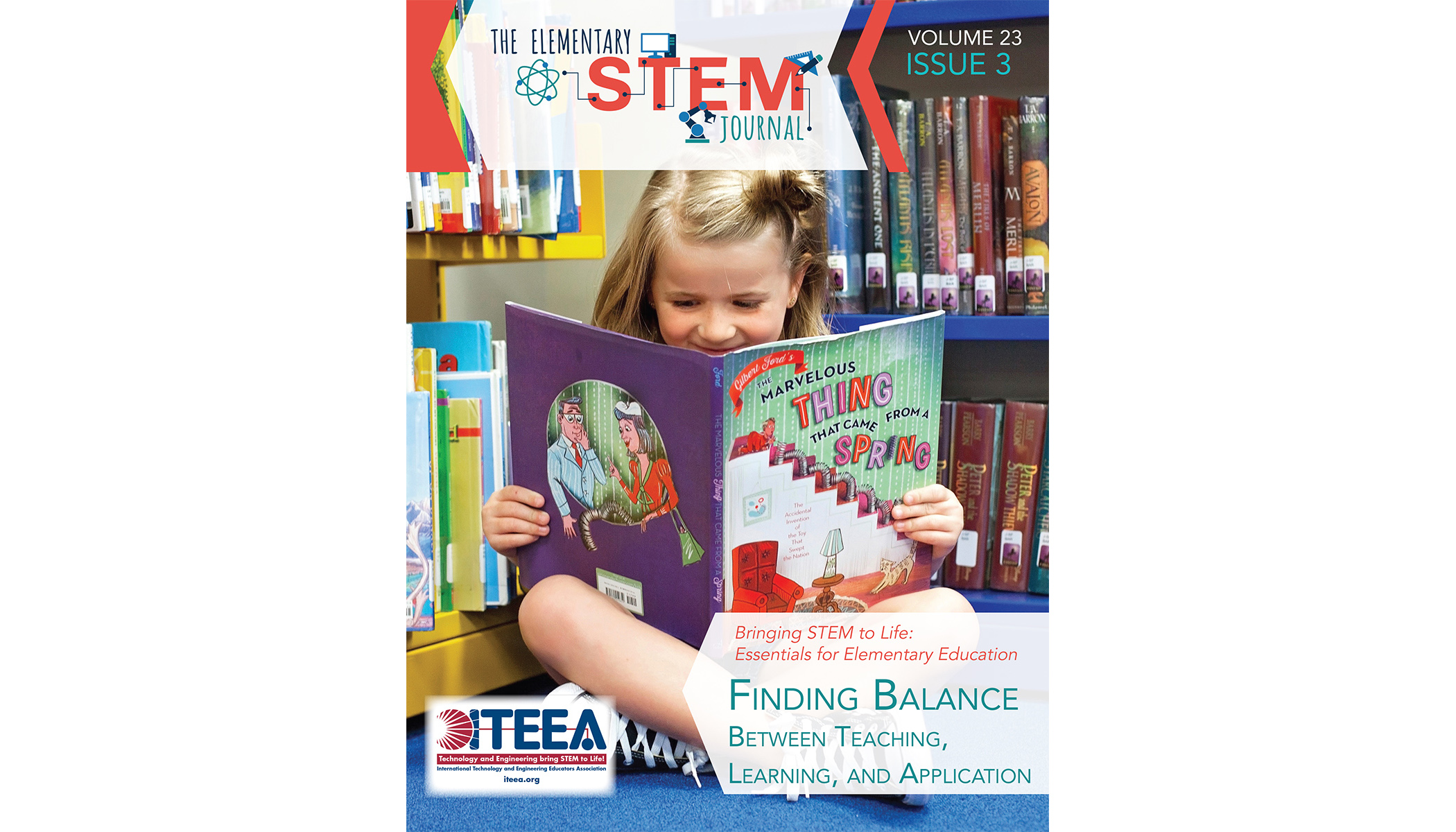 ITEEA's Elementary STEM Journal now accepting