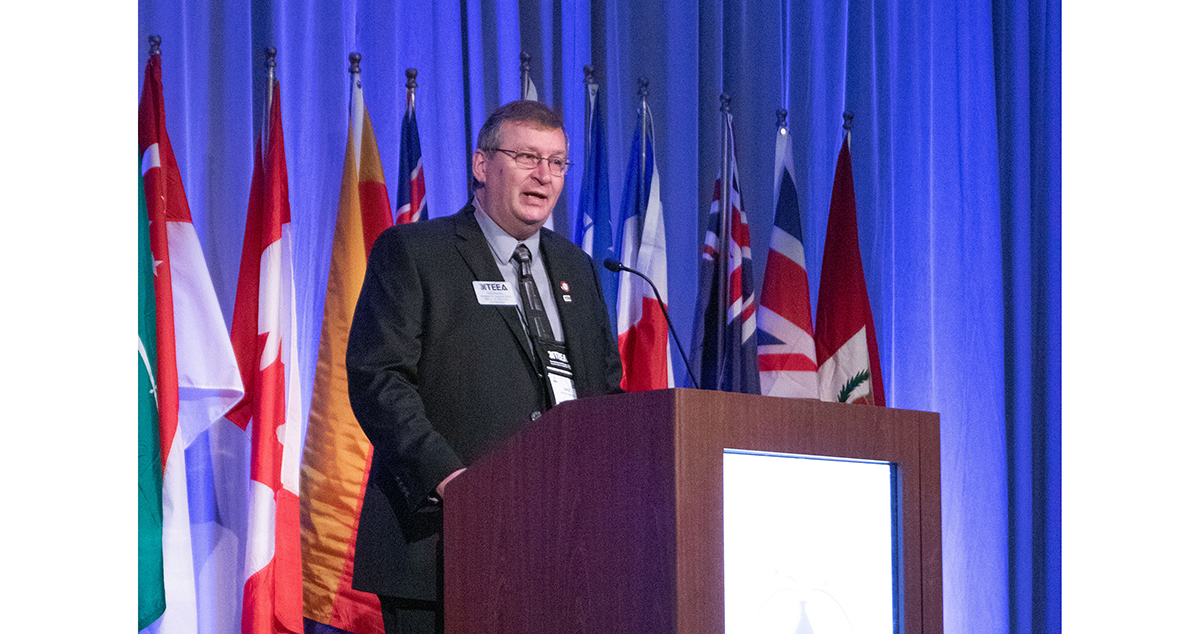 Michael Sandell Becomes ITEEA 2019-2020 President