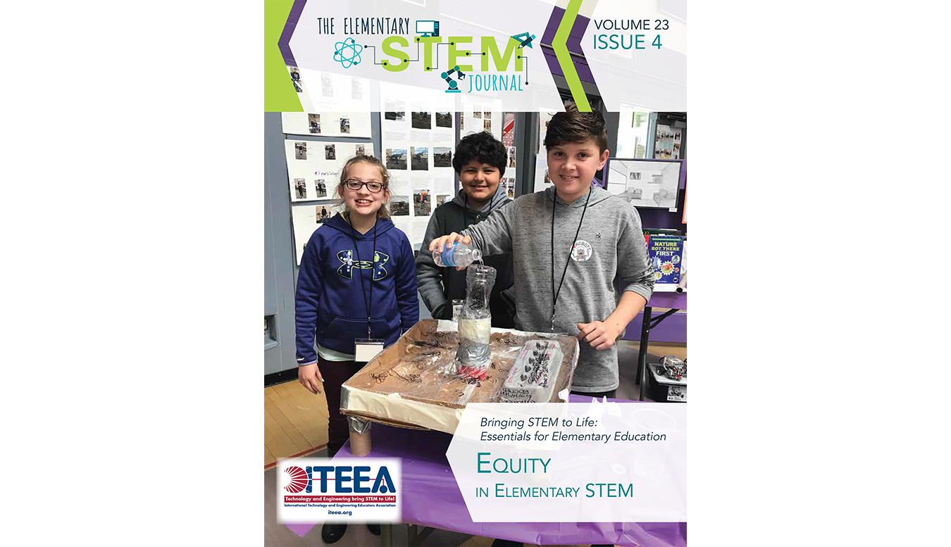 Take a Look Inside the May 2019 Issue of The Elementary STEM Journal