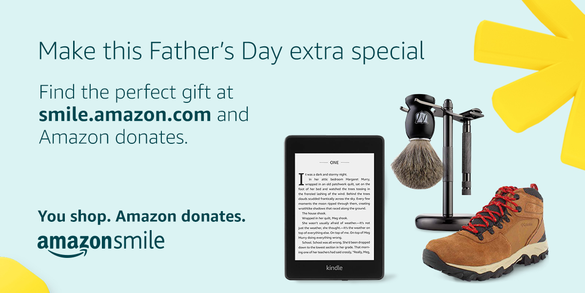 Make an Extra Impact this Father's Day!