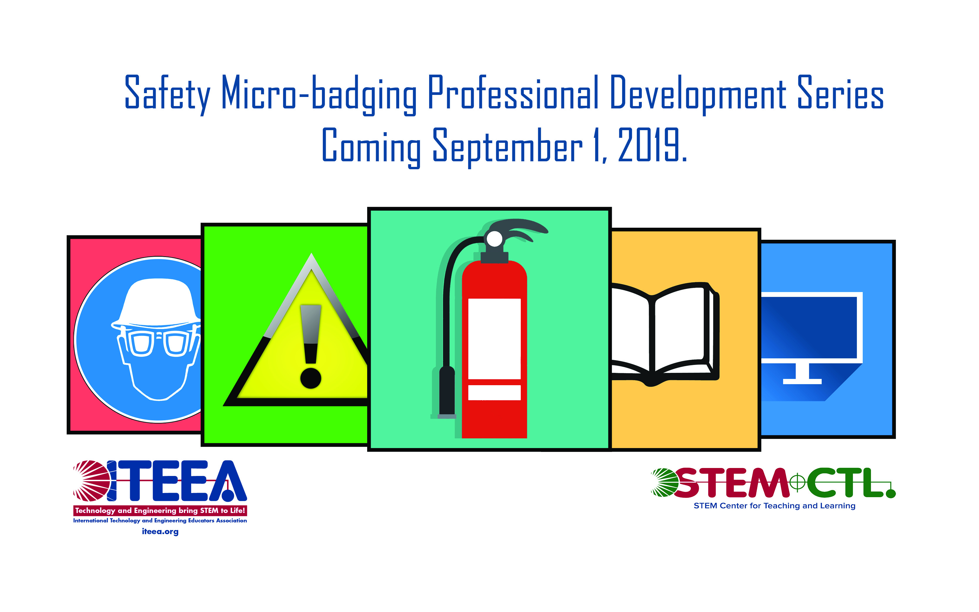 Register now for Ongoing Safety Micro-Badging sessions!