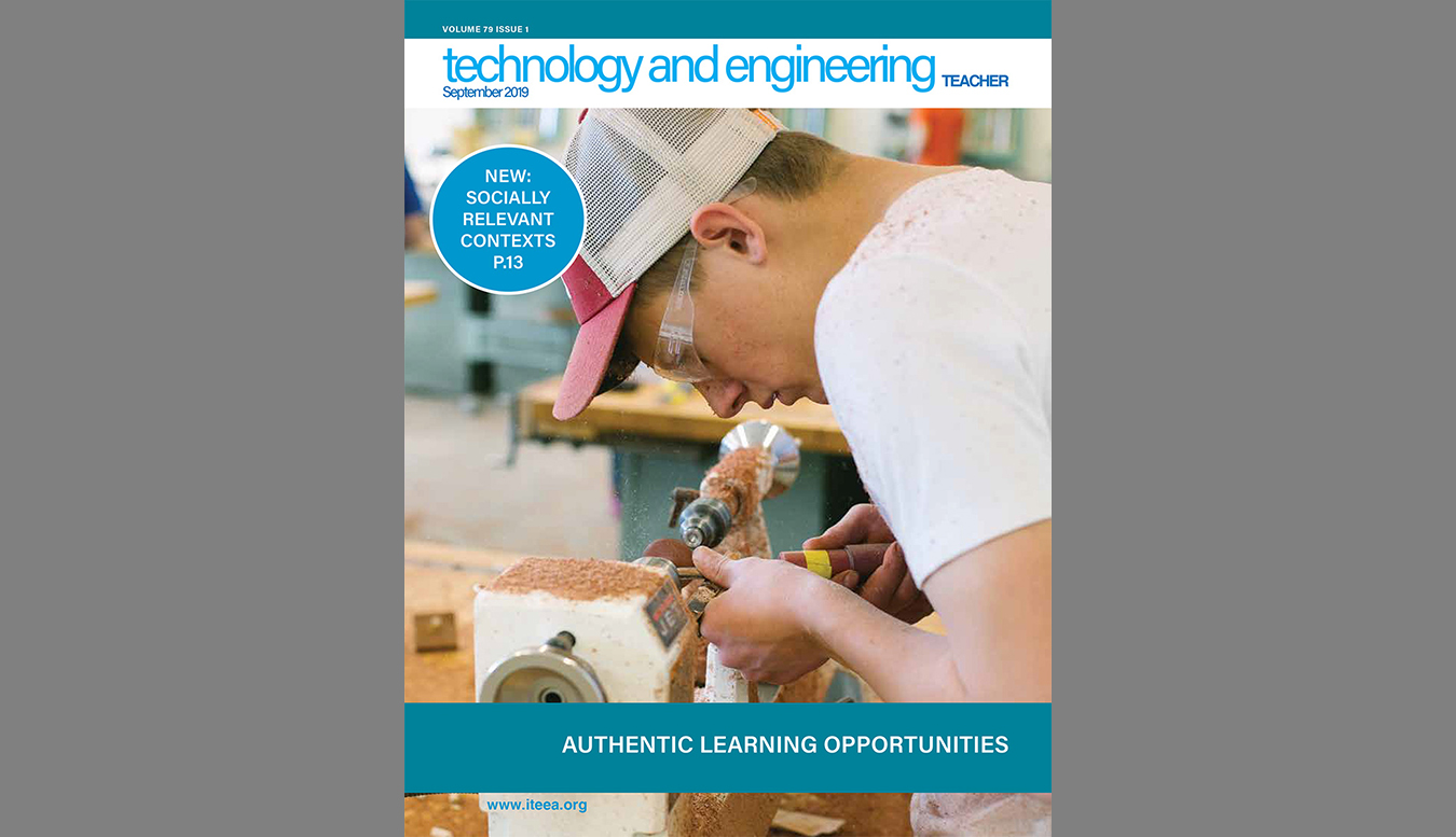 TECHNOLOGY AND ENGINEERING TEACHER - WHAT'S IN IT? SEPTEMBER 2019