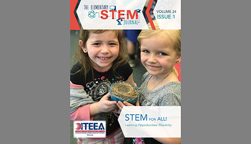 Here's a Sample of What's Available in the Sept 2019 Issue of  The Elementary STEM Journal