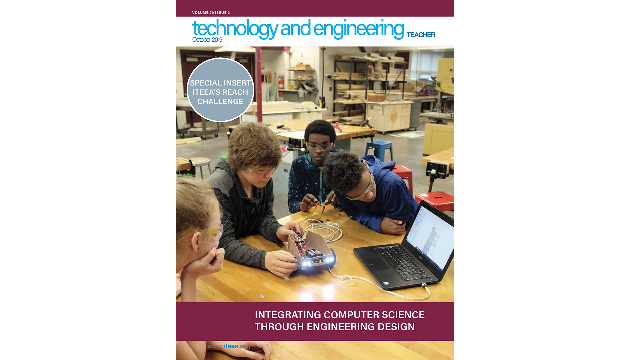 TECHNOLOGY AND ENGINEERING TEACHER - WHAT'S IN IT? OCTOBER 2019