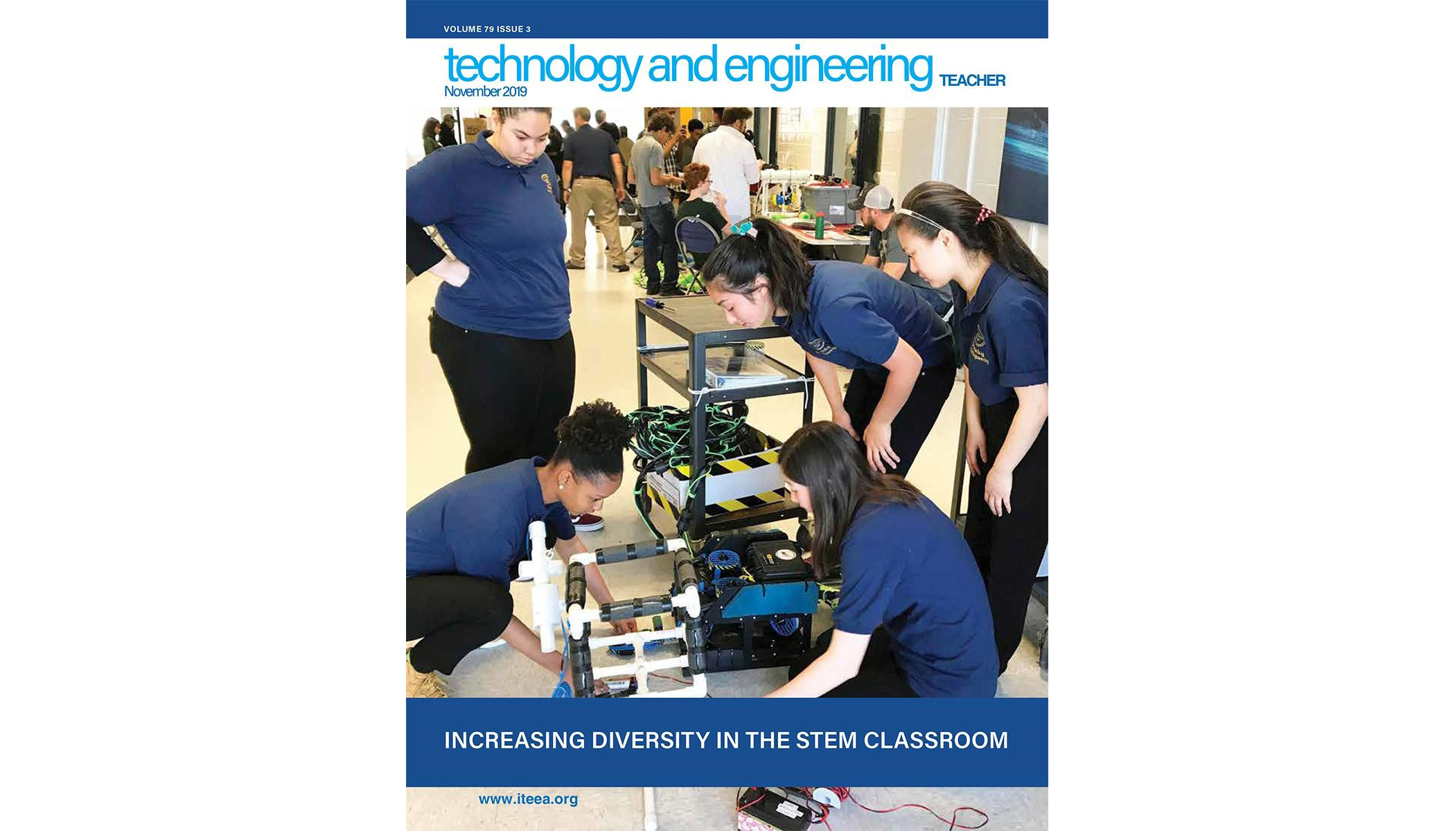 Technology and Engineering Teacher - What's In It? November 2019