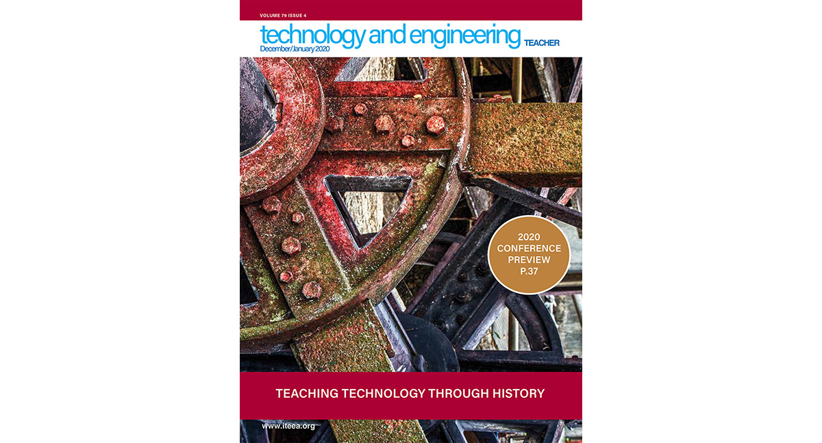 Technology and Engineering Teacher - What's In It? December/January 2020
