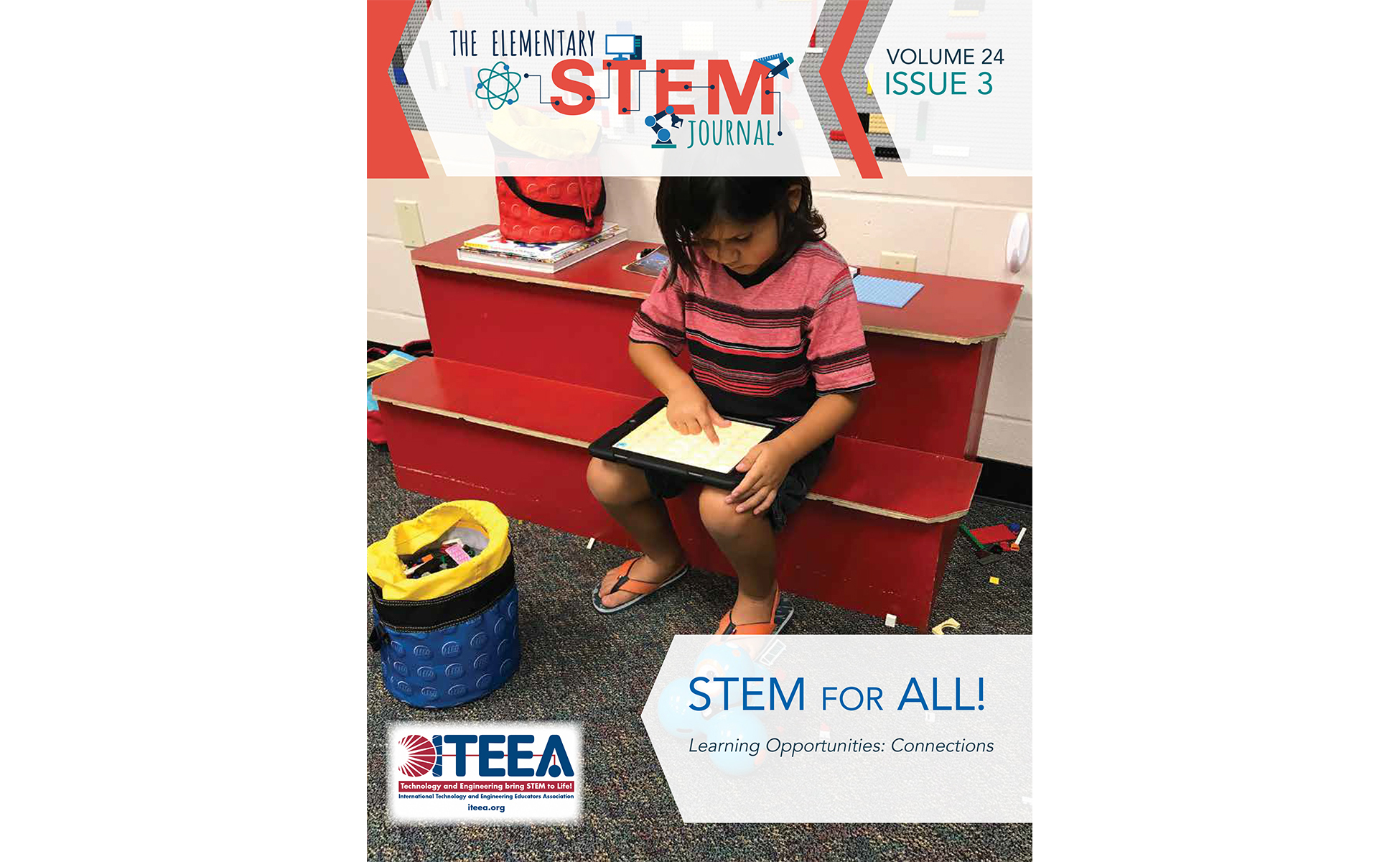 Find Out What's Inside the March 2020 Issue of The Elementary STEM Journal