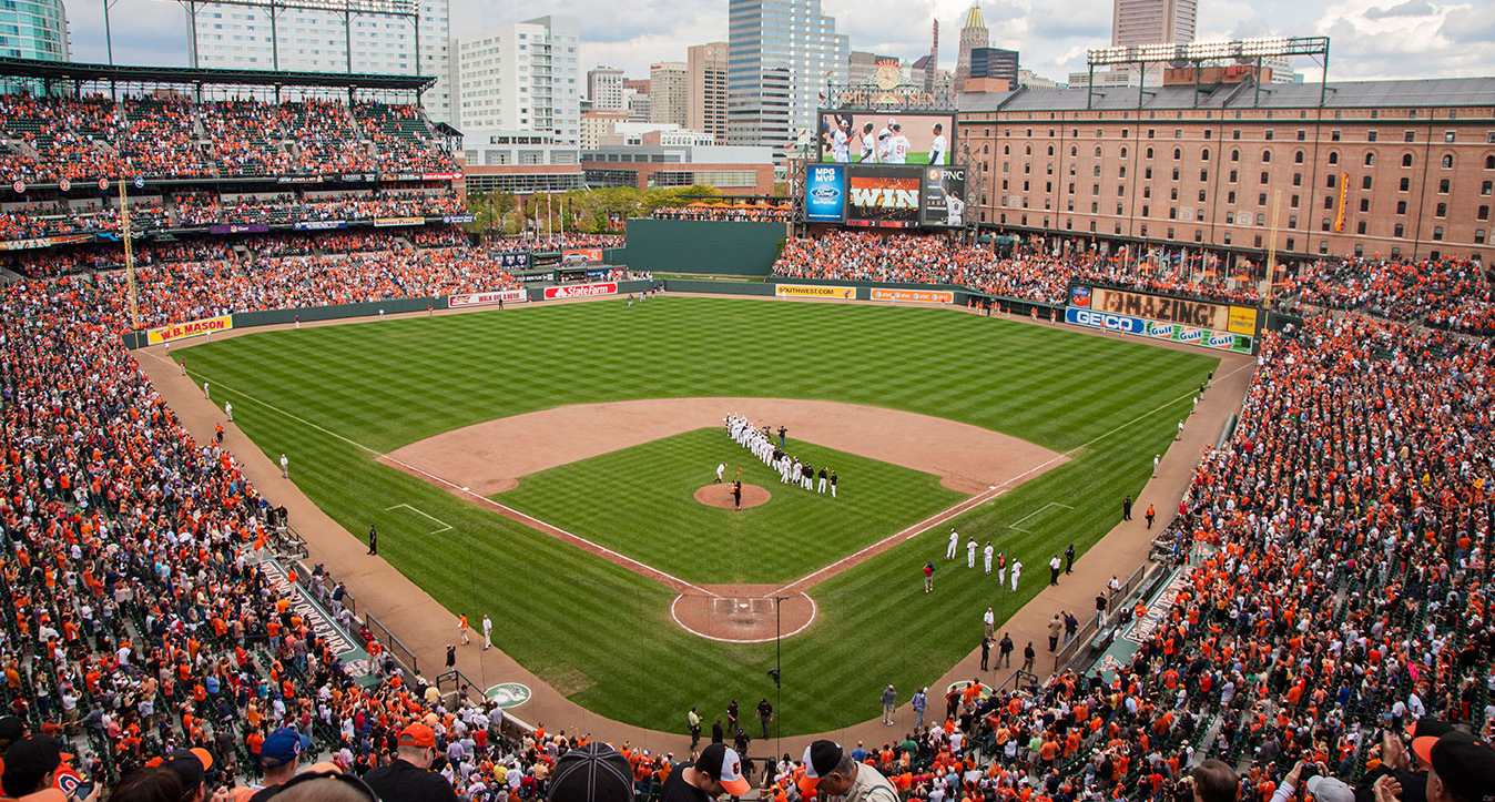 Join Your Colleagues at ITEEA's Baseball-Themed Opening Reception in Baltimore!