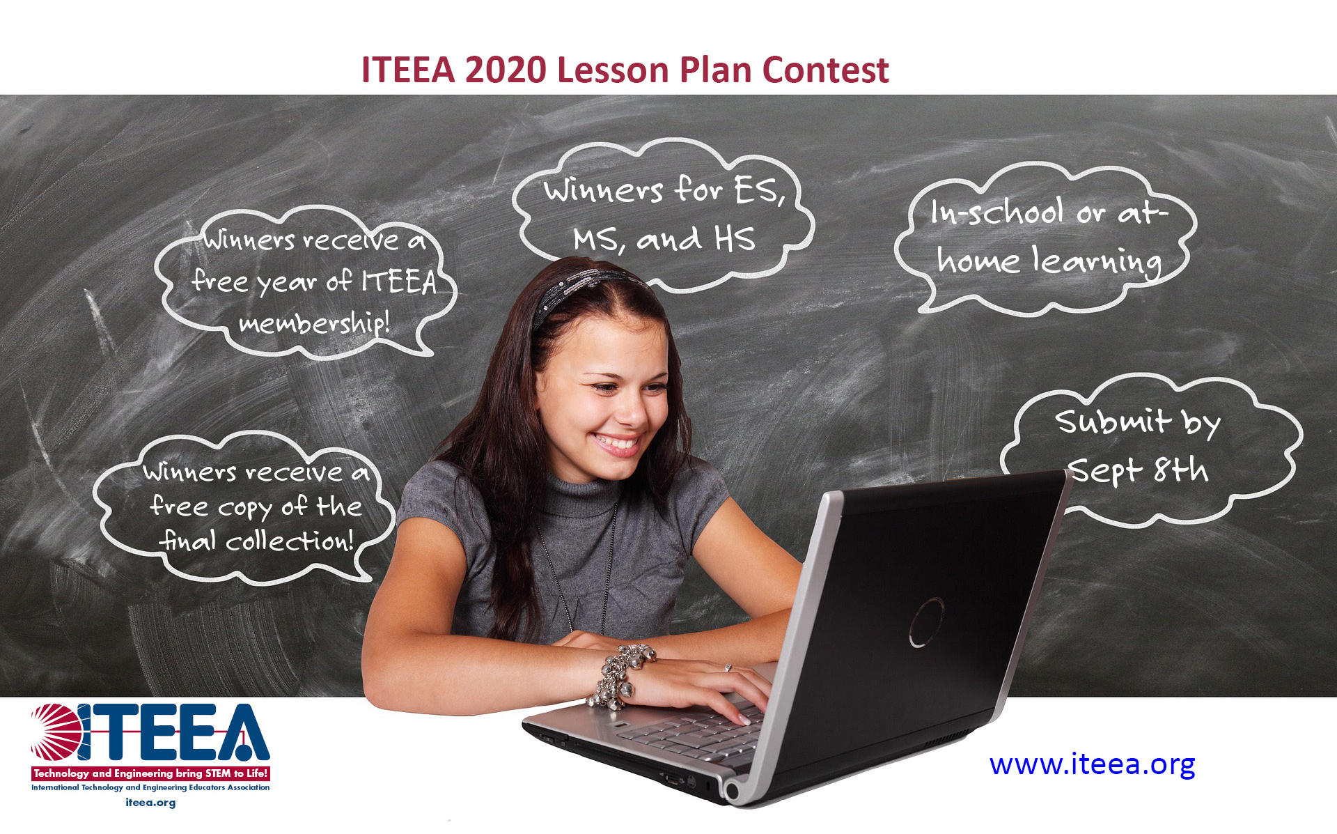 ITEEA 2020 Lesson Plan Contest: Now Open!