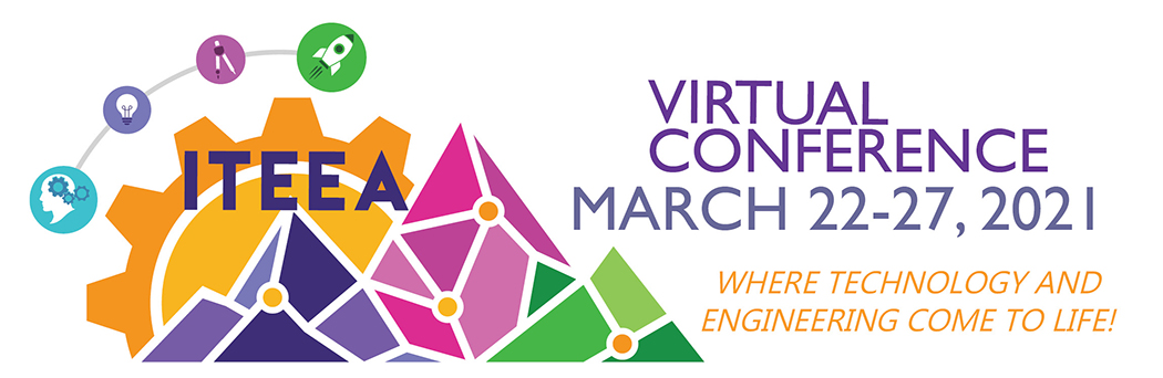 ITEEA's 2021 Virtual Conference Preregistration is Now Open!