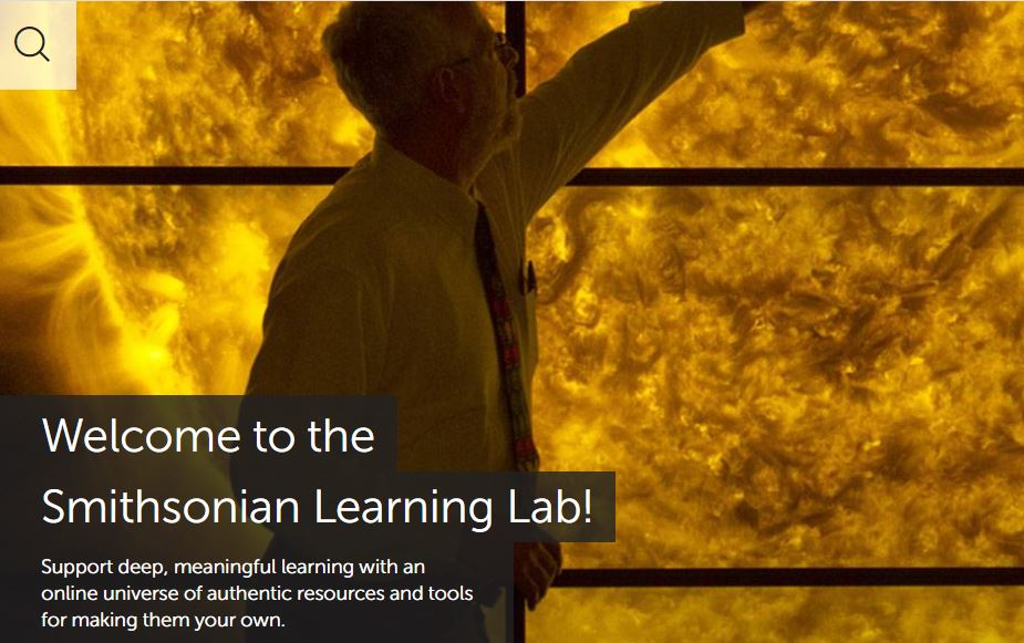 Smithsonian Learning Lab: FREE Resources for Teachers, Students, and Families