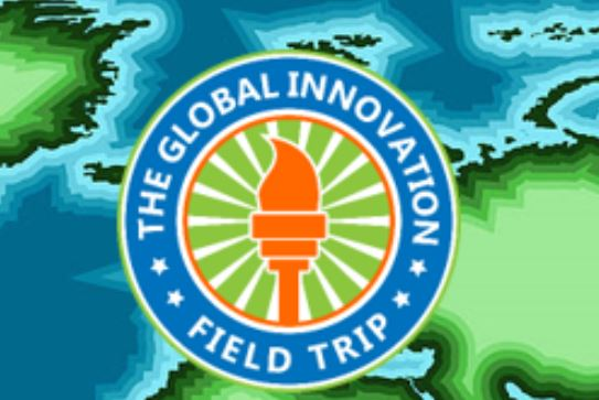 The Global Innovation Field Trip - Kick off January 26th at noon eastern
