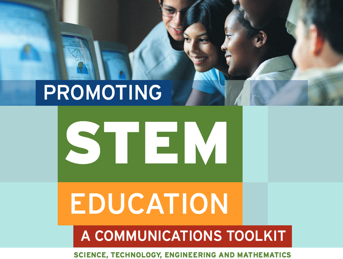 Promoting STEM Education: A Communications Toolkit