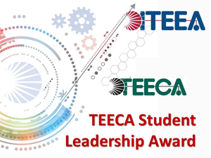 TEECA Student Leadership Award