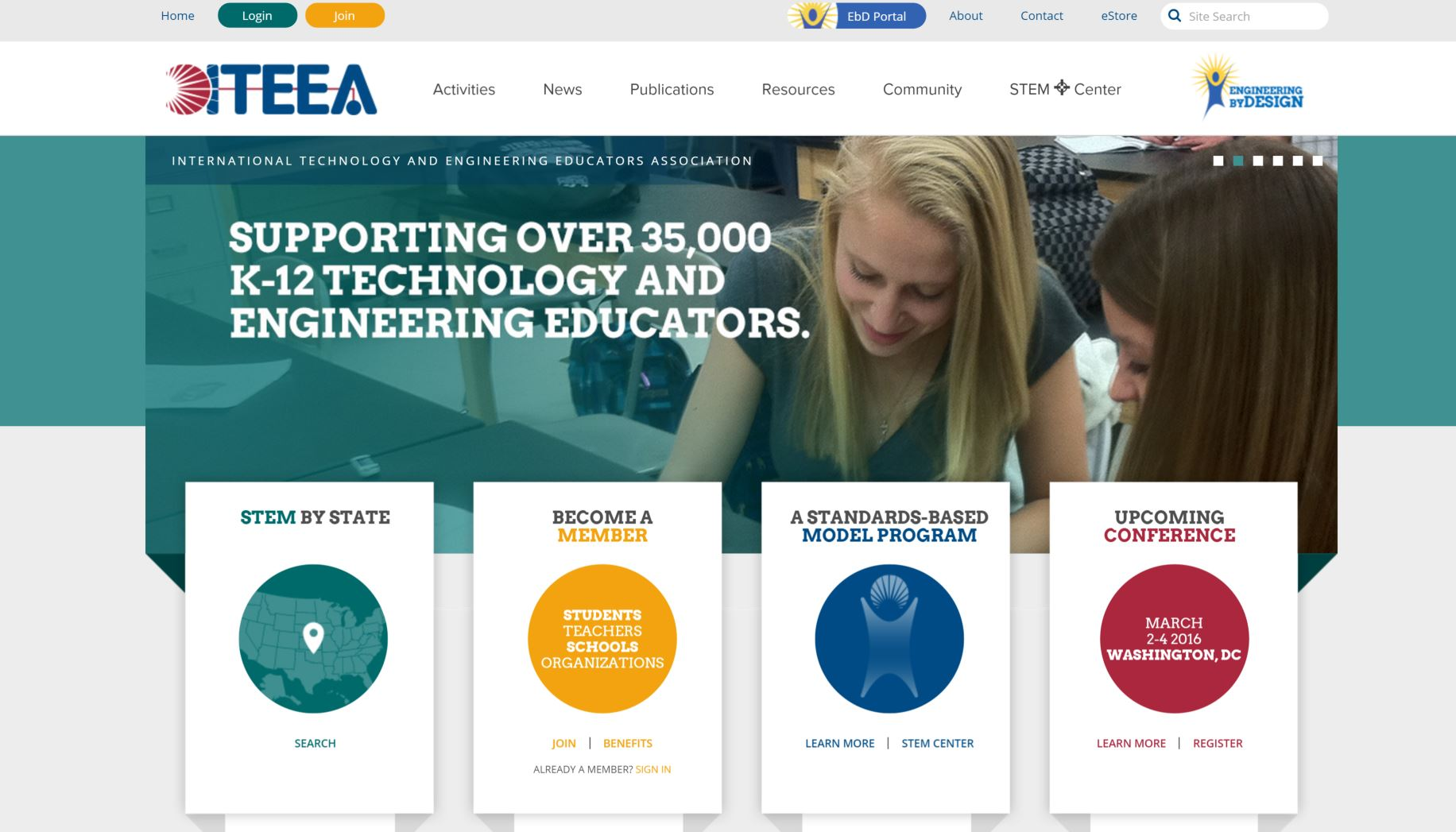 "ITEEA Announces Launch of Completely ""Reengineered"" Website"