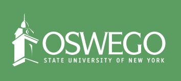 SUNY Oswego Job Announcements